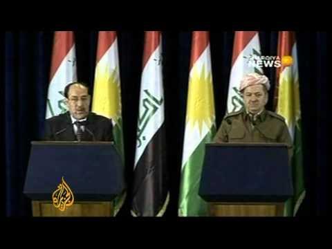 Iraq PM makes rare visit to Kurdish region