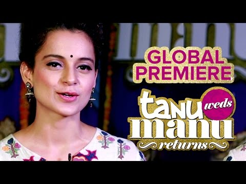 An Invite From Tanu For The Global Premiere Of Tanu Weds Manu Returns!