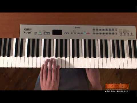 keyboards chords: