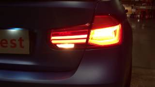 F30 LCI Taillights Retrofitted.