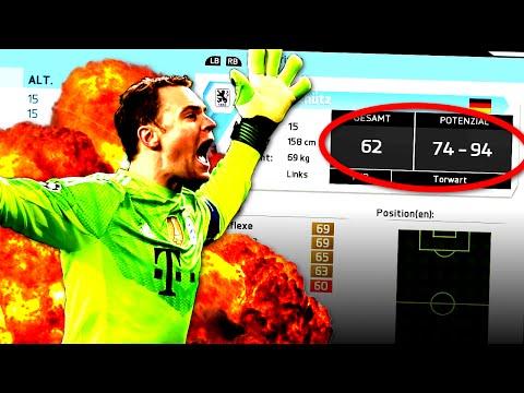 FIFA 16 : ENDLICH WIEDER KARRIERE ! - DER NEUE MANUEL NEUER - KARRIERE mit 1860 #12
