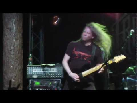 Jeff Loomis -- Miles Of Machines (Live) -- 3/27/12 Trees - Dallas, Tx