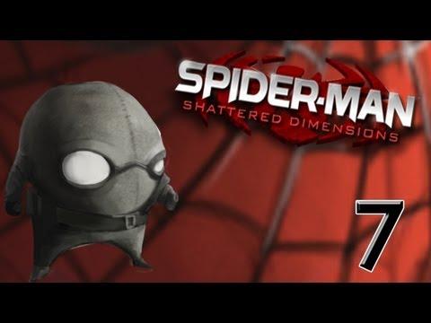 Прохождение Spider-Man: Shattered Dimensions - #7