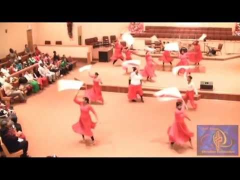 Grace Temple Baptist Church Christmas 2012 Dance.mp4 video
