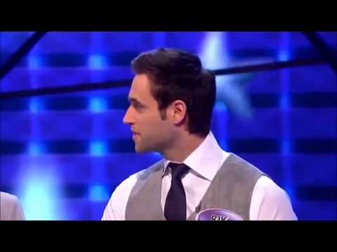 All Star Family Fortunes Rik Makarem v Brooke Vincent