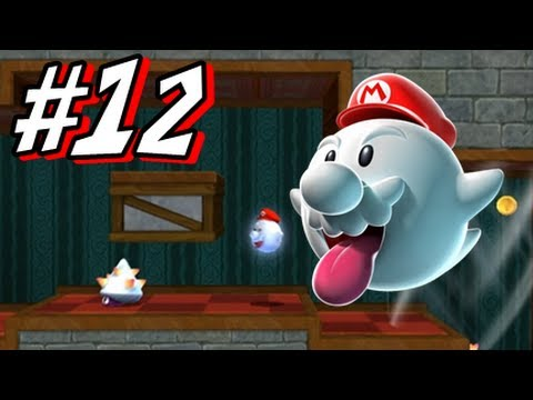Let's Play Super Mario Galaxy 2 - Part 12