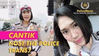 Cantiknnya Host The Police Trans7 - Bripda Denada