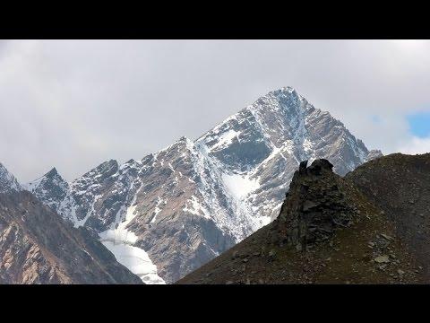 О чём говорят большие горы. Эльбрус.