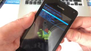 Huawei Ascend Y300 Hard Reset/Remove Password