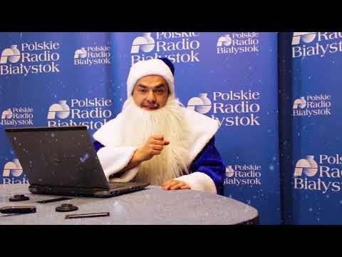 Niebieski Mikołaj Radia Białystok