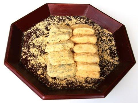 Injeolmi rice cake
