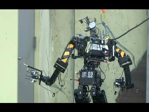 USA ROBOT OLYMPICS (Most advanced robots in the world compete in performance challenge)