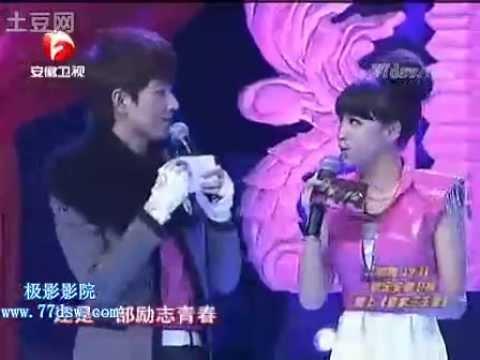 Đường Yên - Khưu Trạch tham gia show quảng bá cho phim Ba thiên kim nhà họ Hạ
