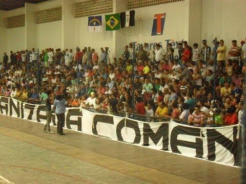 Central de Caruaru 4x2 Tigre-PE - Final do Campeonato Pernambucano de Futsal 2013.