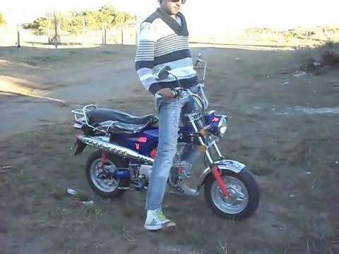 cuatri y moto piruetas