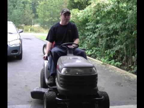 How To Replace Lawn Tractor Blades Using The Mojack Pro Mower Lift