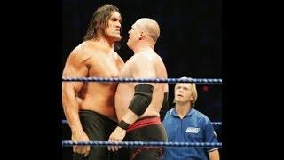 WWE New great khali fight