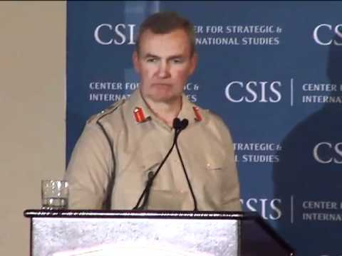 The UK Strategic Defence and Security Review (Keynote)