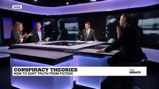 Conspiracy theories: How to sort truth from fiction?