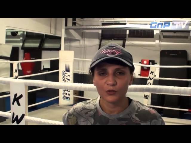 Raja Amasheh - Der 1. Videoblog zum WM-Kampf gegen Eva Voraberger