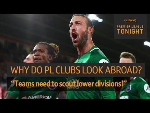 """Why do English clubs look overseas for players? """"They should scout lower leagues!"""""""