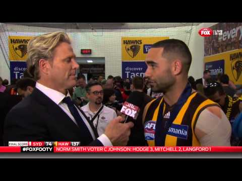 2014 AFL Grand Final - Sydney v Hawthorn Fox Footy Post Game