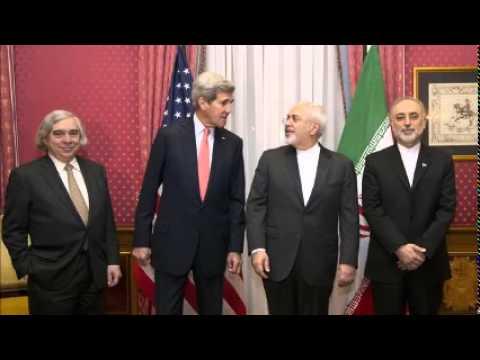 Kerry, Zarif in crunch round of Iran nuclear talks