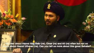 Q&A: Can You Tell Us More About Hazrat Uthman (RA)?