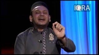 Bazm-e-Naat-O-Adab IQRA TV sky 819