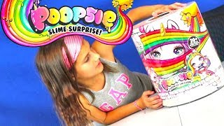 Poopsie Surprise Unicorn Magical Slime Blind Bag Review | Toys Fun Fam
