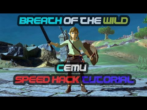 How To Play Zelda Breath of The Wild on PC With Higher FPS