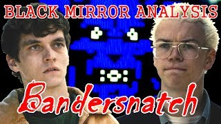 Black Mirror Analysis - Bandersnatch