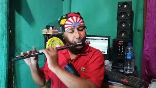 download lagu Kal Ho Na Ho Instrumental Flute Cover By. Tikendra gratis