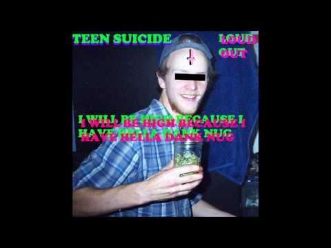 Teen Suicide - Lonely Boy Goes To A Rave