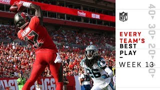 Every Team's Best Play from Week 13 | NFL Highlights
