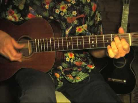 Hey Hey - Big Bill Broonzy/Backwards Sam Firk - Tablature Version - Fingerpicking Blues