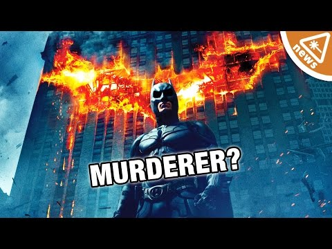 Was Nolan's Batman a Murderer? (Nerdist News WTFridays w/ Jessica Chobot)