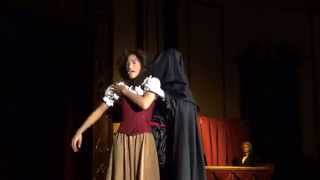 """'Past The Point of No Return"""" from """"Phantom of The Opera"""" performed by Talented HS Students!"""