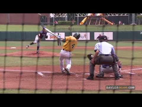 Baylor Baseball: Highlights vs. Kansas St. (Big 12)