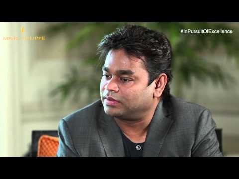 Louis Philippe - In Pursuit Of Excellence | Uncut conversation - A.R. Rahman with Vijay Amritraj