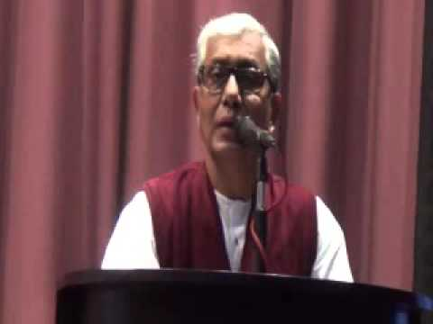Chief Minister of Tripura Manik Sarkar give speech in a seminar at Agartala