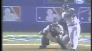 Luis Sojo World Series Winning Hit Game 5 Subway Series