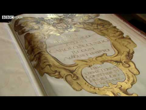 Klencke Atlas 1660 - The Beauty of Maps - Episode 3 - BBC Four