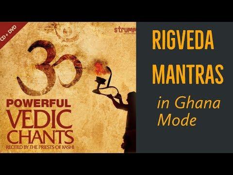 Recitation of Rigveda Samhita In