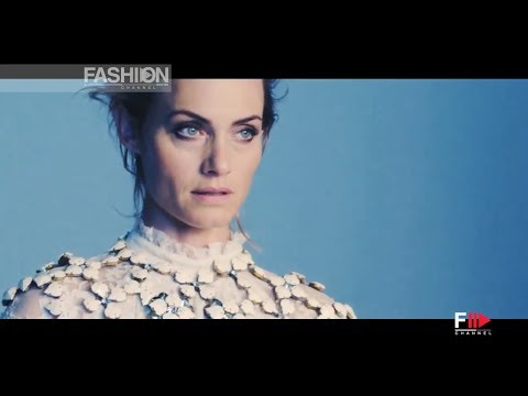 AMBER VALLETTA - The Face of H&M Spring Conscious Collection HD by Fashion Channel