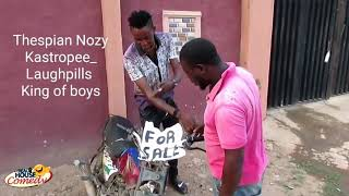 Bike For Sale Scammer (Real House Of Comedy)
