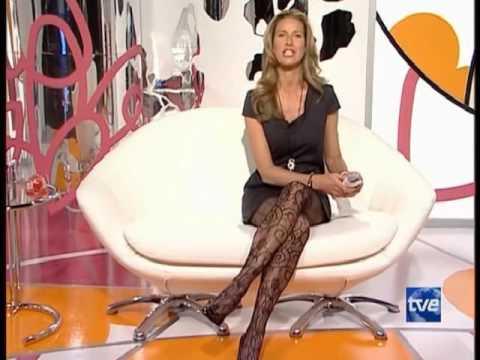 Anne Igartiburu legs