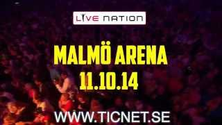 Celebrate the 80s and 90s with the Hoff - Malmö Arena, Sweden Promo
