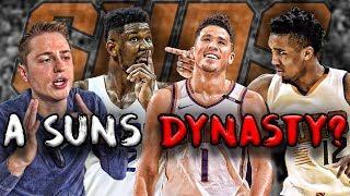 Can Devin Booker Make The Suns A Future Dynasty Nba 2k19 Rebuild