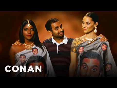 Aziz Ansari's Saris Make A Great Holiday Gift